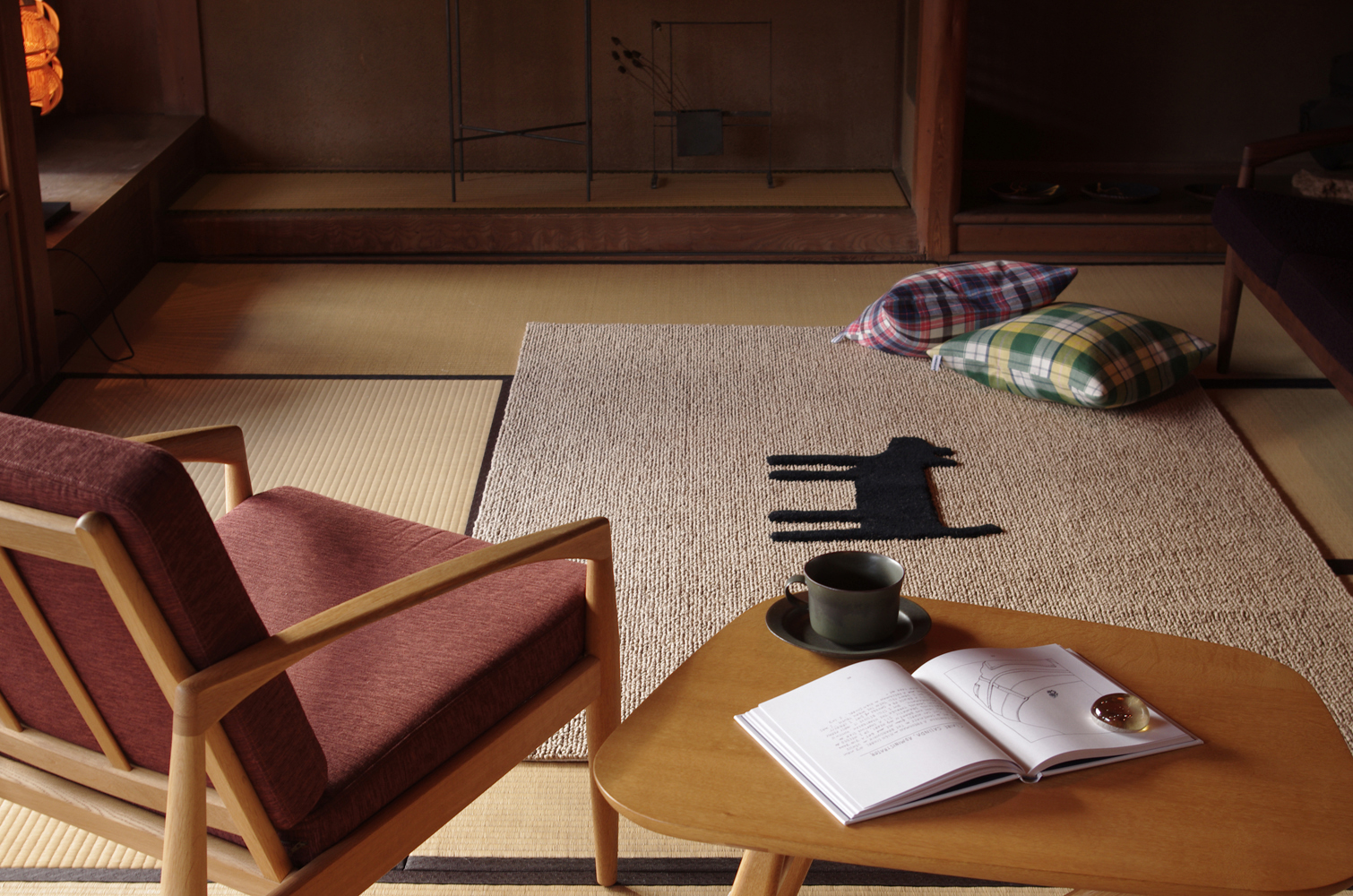 Fstyle rugmat HOUSE-7