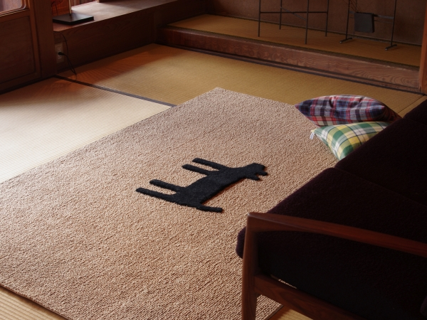 Fstyle rugmat HOUSE-8