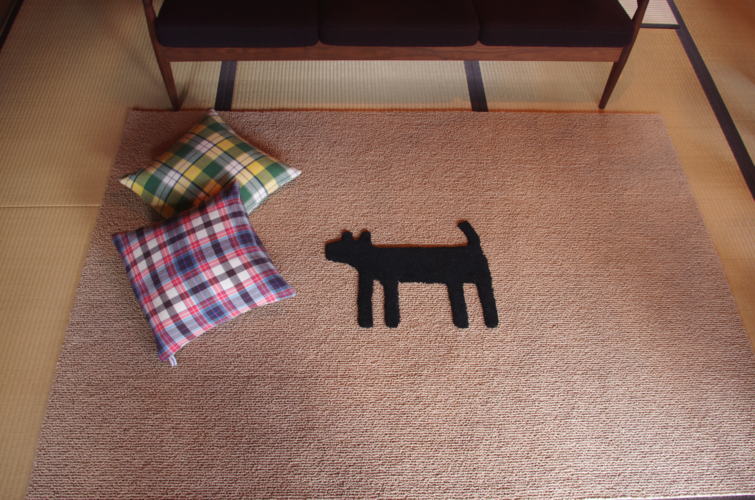 F:style Rugmat HOUSE-3