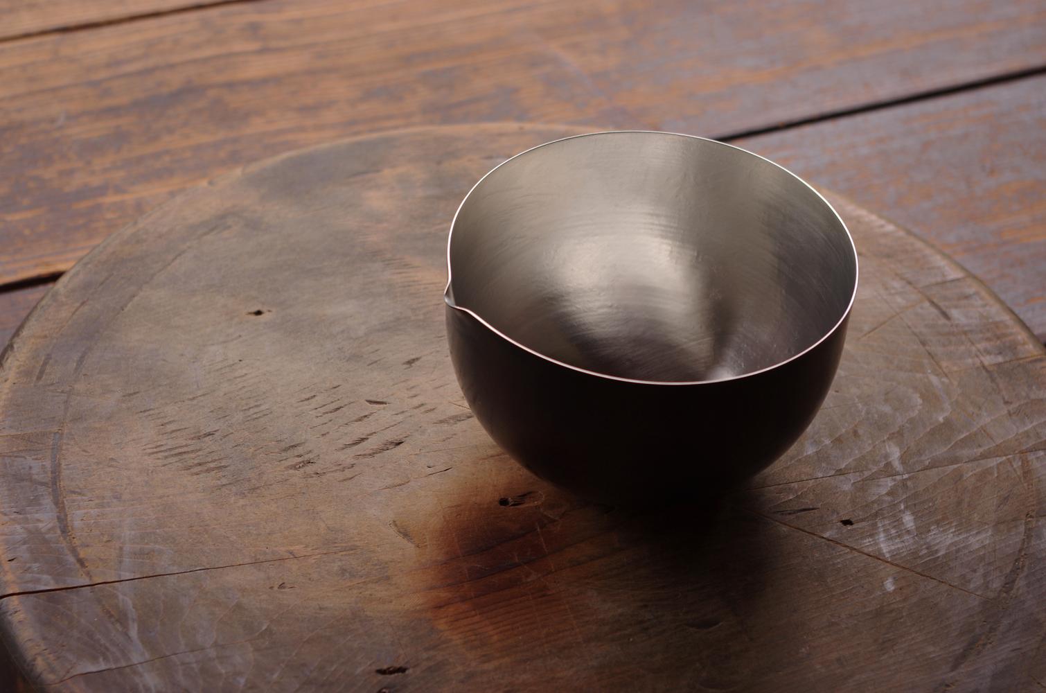 銅の片口 中-1