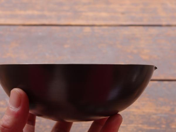 銅の片口 大-2