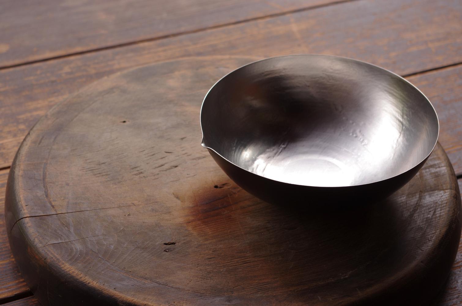 銅の片口 大-1