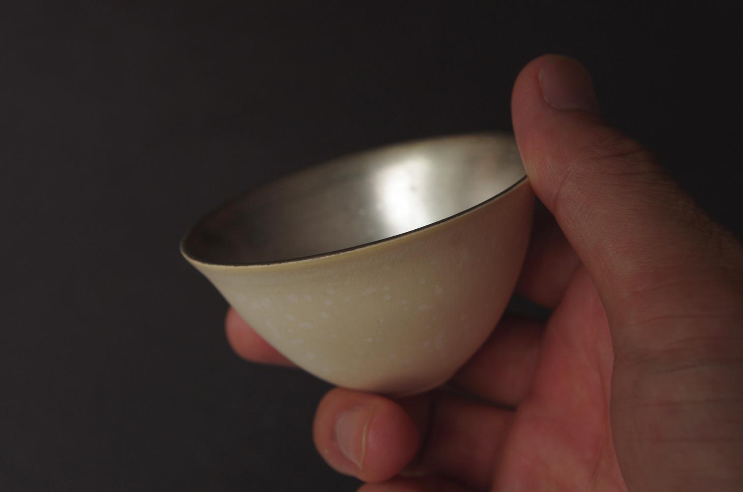 福岡彩子 sake cup sv-1