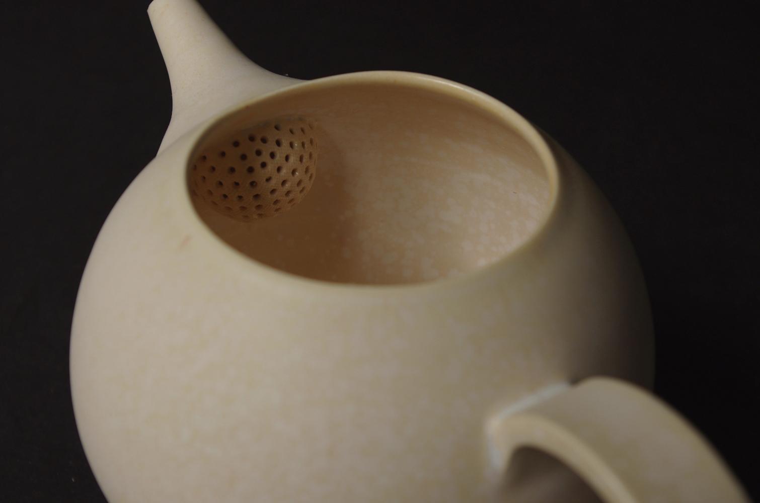 福岡彩子 tea pot 350mi-3