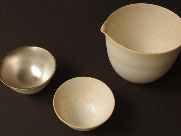 福岡彩子 sake bowl-4