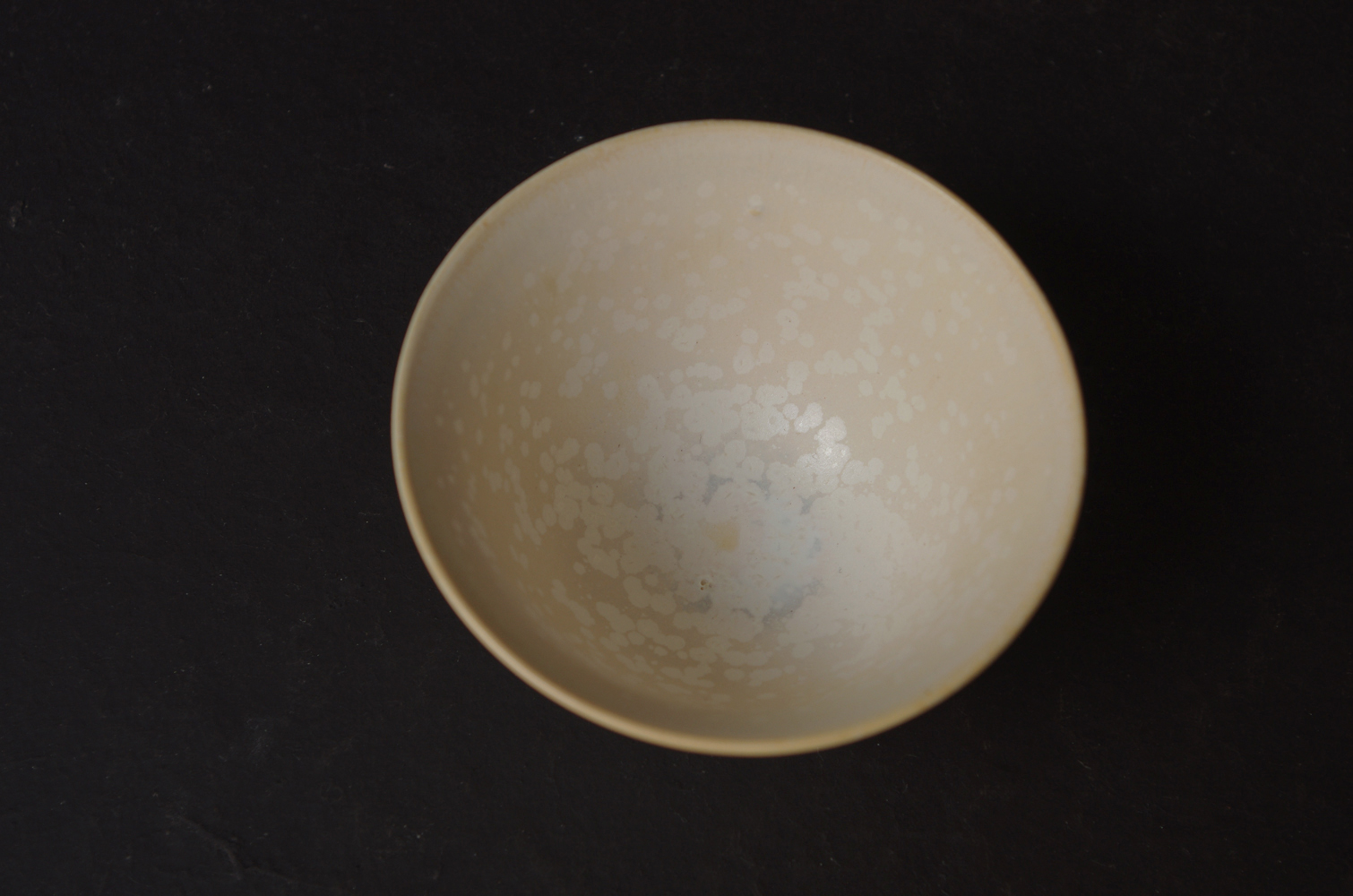 福岡彩子 sake cup yellow-5