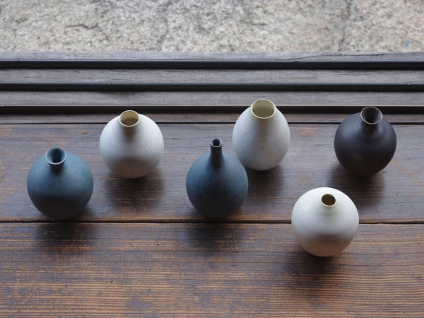 福岡彩子 small vase-4