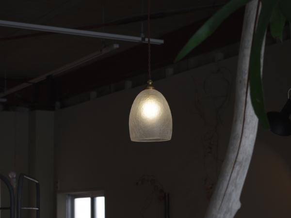 Daisau Hashimura pendant lamp ice crack-10