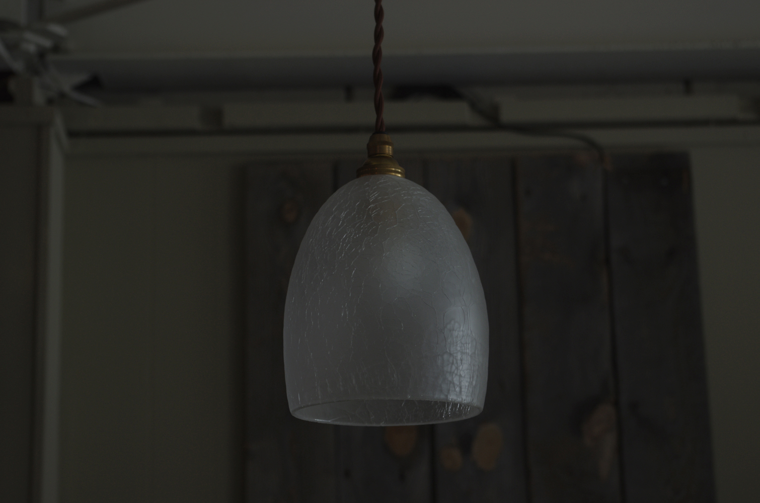Daisau Hashimura pendant lamp ice crack-6