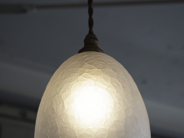 Daisau Hashimura pendant lamp ice crack-7