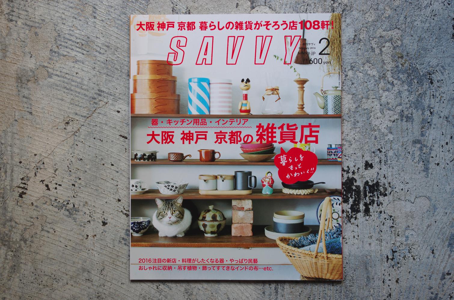 SAVVY 16.01