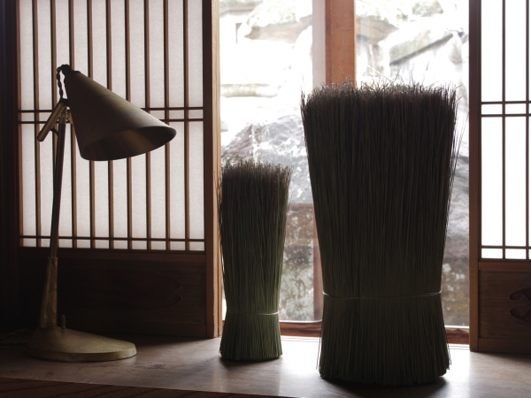 い草の飾り-10