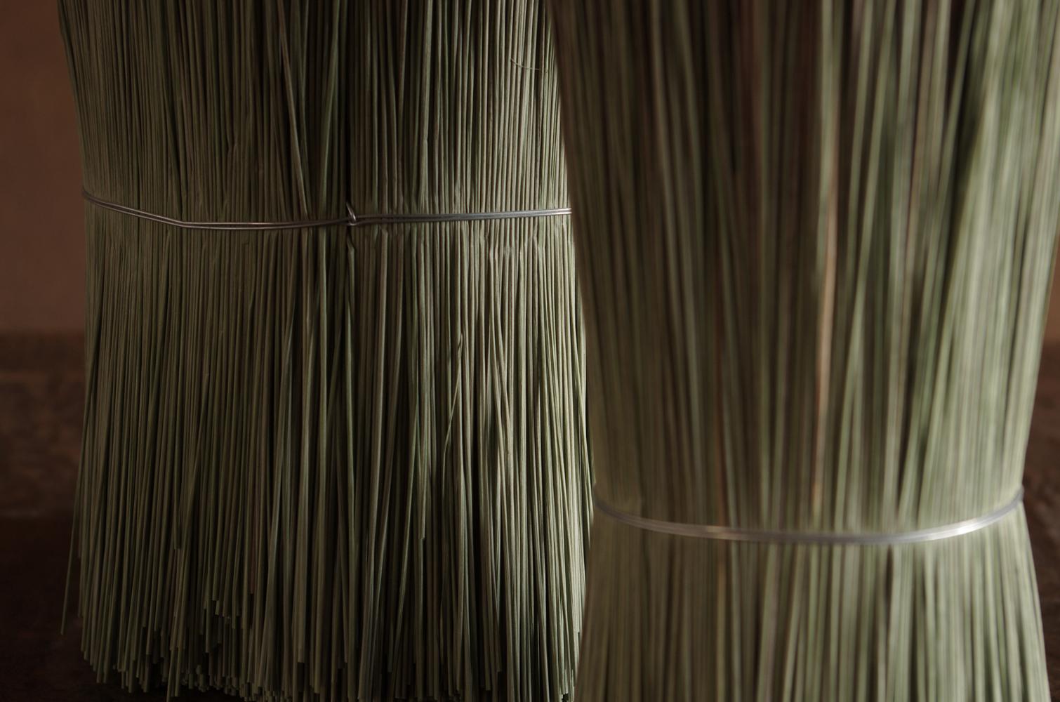 い草の飾り-8