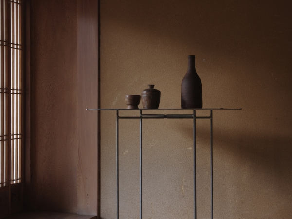 tipura studio 鉄板+鉄の脚-4