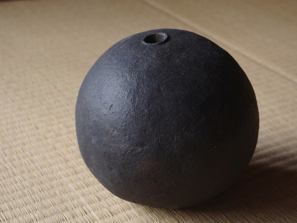 black sphere M-a-2