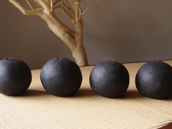 black sphere M-all