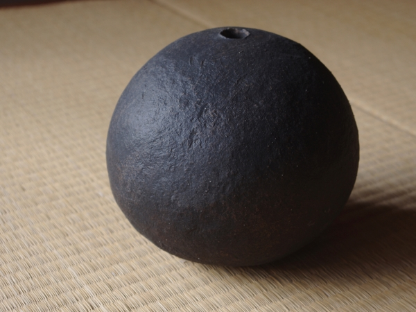 black sphere M-d-2