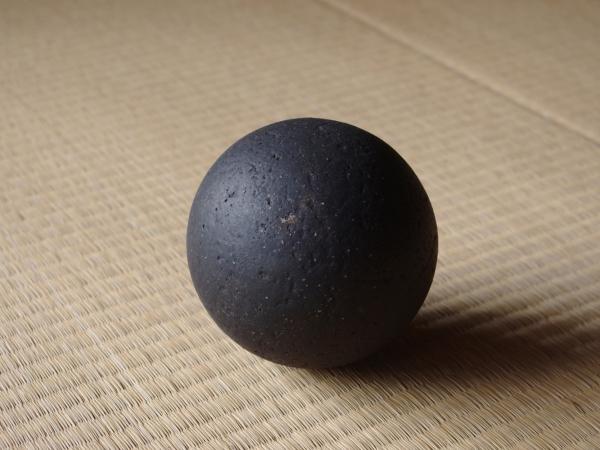 black sphere S-a-1