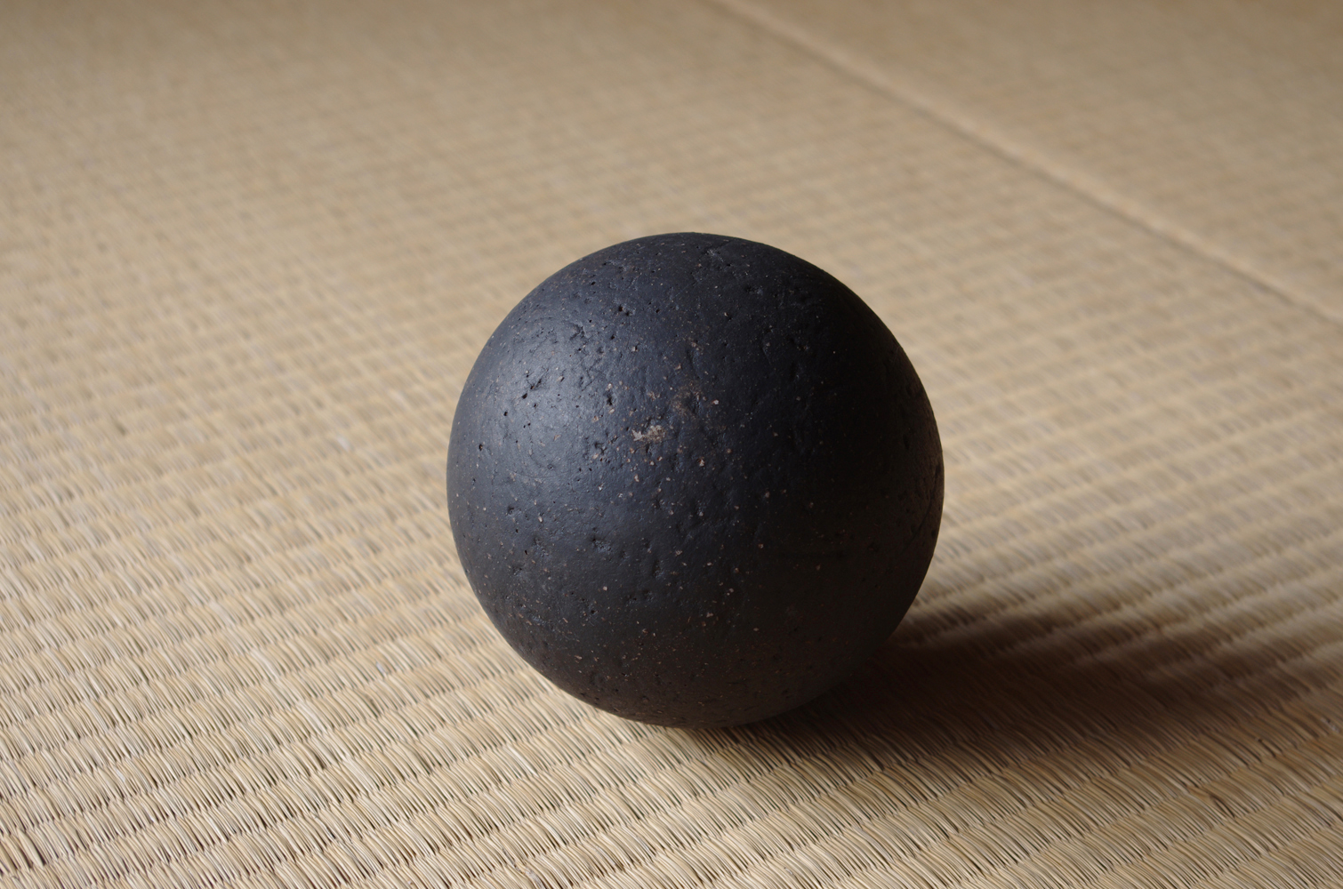 black sphere S-a-1