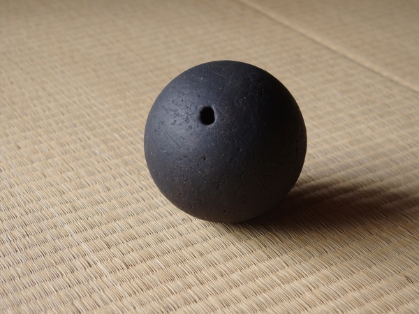 black sphere S-b-1