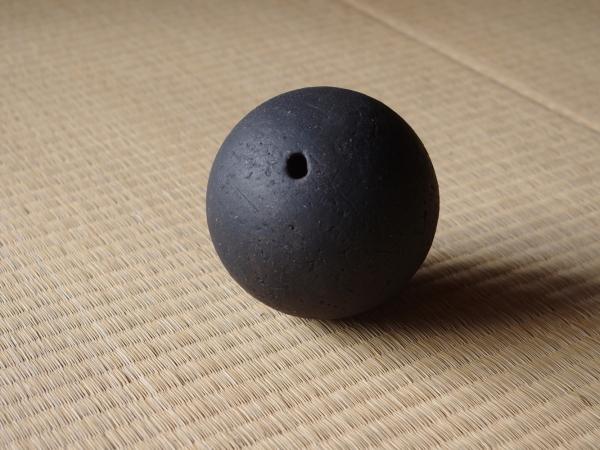 black sphere S-b-1