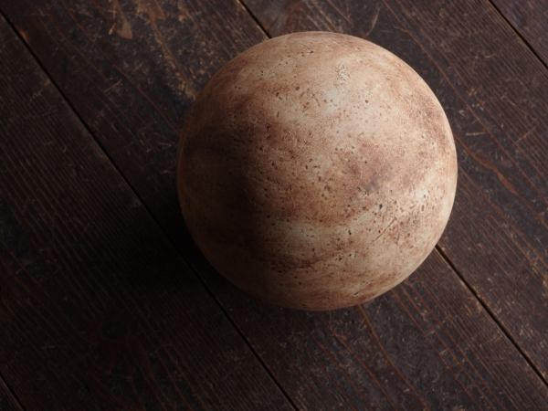 brown sphere L-2